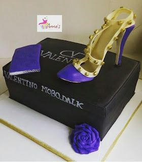 Another  Cake for a fashion lover