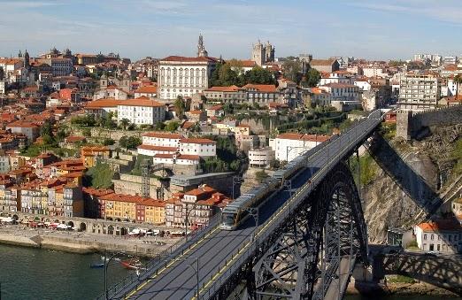 Centro Hist+orico do Porto