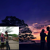 Tutorial Picsart Membuat Foto Siluet Background Sunset