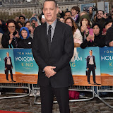 OIC - ENTSIMAGES.COM - Tom Hanks at the  A Hologram For The King - UK film premiere 25th April 2016 Photo Mobis Photos/OIC 0203 174 1069