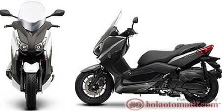 Yamaha X-Max 400 cc