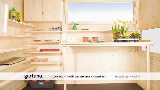 gartana Gartenhaus   Google+