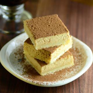 Irish Coffee Cheesecake Bars.