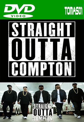 Straight Outta Compton (2015) DVDRip