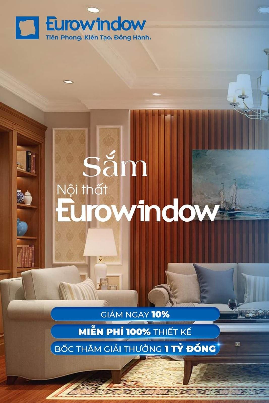 nội thất Eurowindow