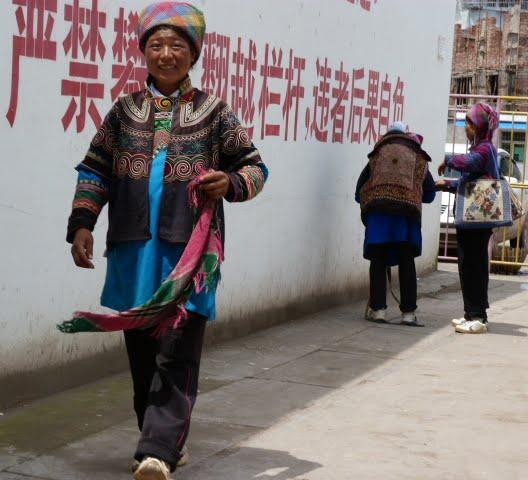 CHINE SICHUAN.XI CHANG ET MINORITE YI, à 1 heure de route de la ville - 1sichuan%2B812.JPG