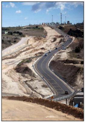 La duplicación de la carretera M-509 acabará el próximo invierno