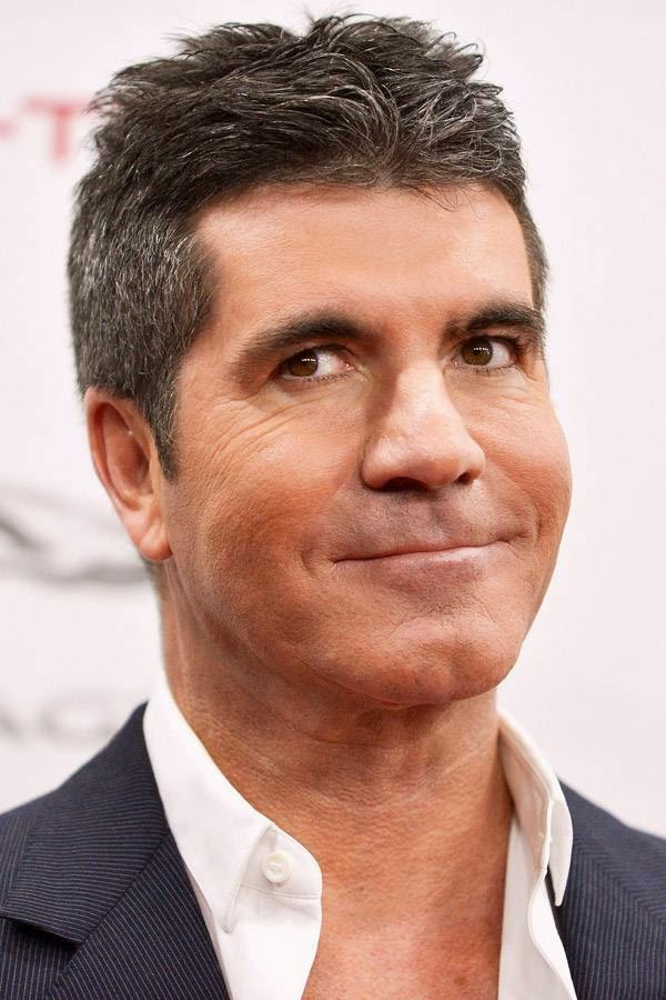 Simon Cowell: Simon Cowell once said that his most prized possession was his all black Bugatti Veryron!