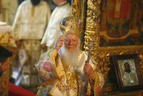 Ecumenical Patriarch Encyclical On The Sanctification Of Holy Chrism