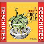 Deschutes Lil' Squeezy, Juicy IPA