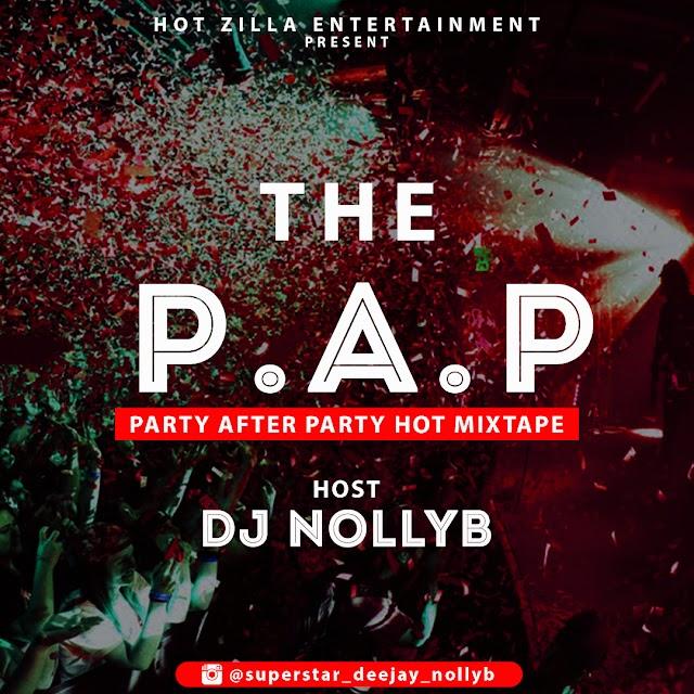 [BangHitz] Mixtape: Dj Nollyb ''PAP''(Party After Party) Hot Mixtape