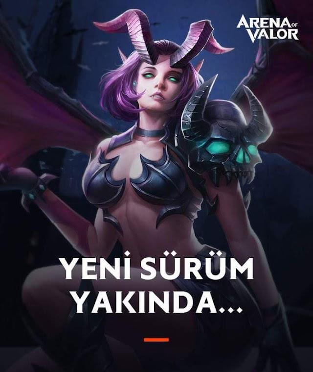 Arena of Valor Altın Sınırı Sorunu