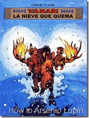 Yakari - La nieve que quema (historia corta) By Alí Kates