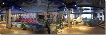 CroVis Wellness Hotel Horizont's Spa