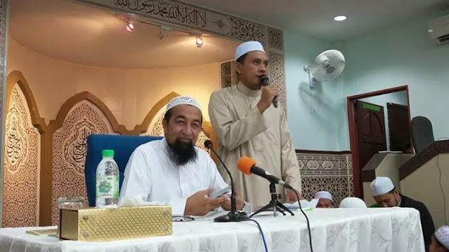Ustaz Azhar Live Di Surau Putra