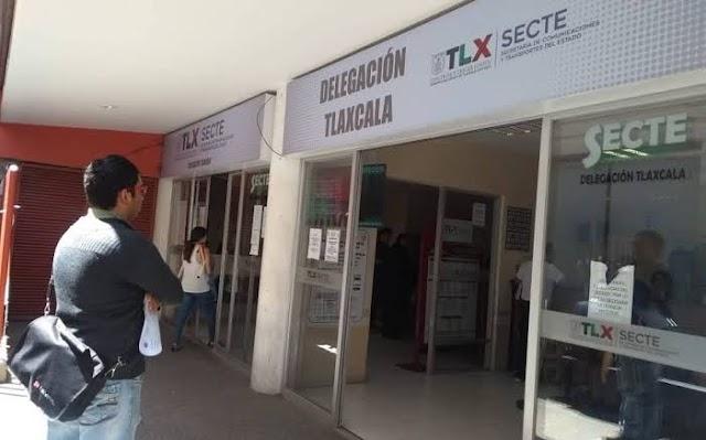Del 25 de Enero al 5 de Febrero suspenden Secte y Finanzas atención al público