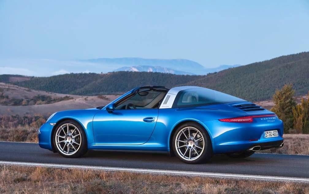 2014 Porsche 911 Targa 4 02