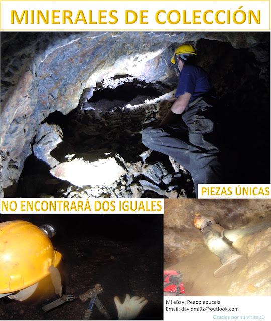 333333 GEODA DE CUARZO - Quartz Geode - Burgos - SPAIN MINERAL MINERAUX MINERALIEN