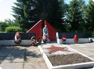 фото У братского захоронения в Черкассах почтили память погибших воинов