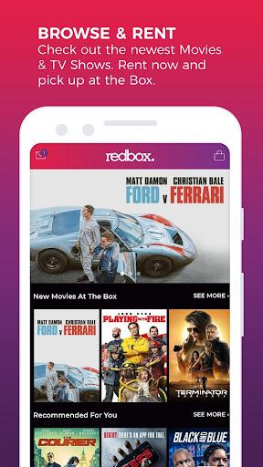 REDBOX: Rent, Stream & Buy screenshots 1