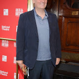 WWW.ENTSIMAGES.COM -   Steven Moffat   arriving  at     Great Britain - press night at Theatre Royal Haymarket, London September 26th 2014West End Opening at Theatre Royal Haymarket for Richard Bean's GREAT BRITAIN -  Play about an ambitious tabloid editor in production described as anarchic satire about the press, the police and the political establishment.                                                    Photo Mobis Photos/OIC 0203 174 1069