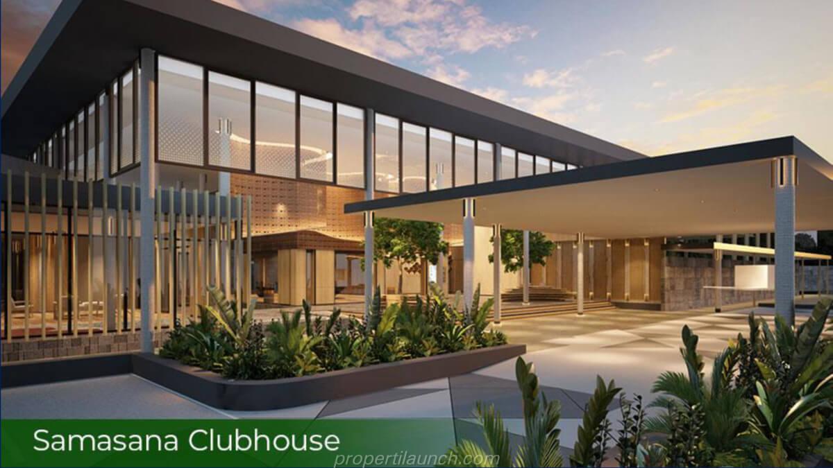 Samasana Club House The Zora