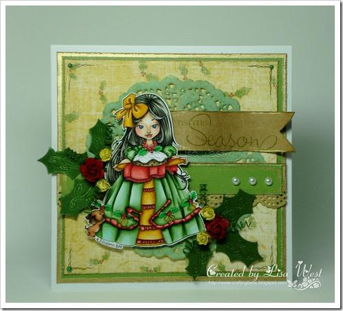 Christmas Pudding (2)