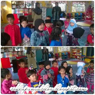 Sambutan hari merdeka tadika kakak