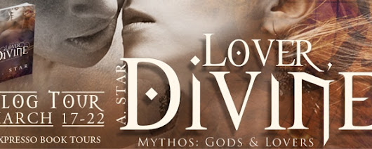 Blog Tour: A. Star's 'Lover, Divine' Giveaway + Review to Come