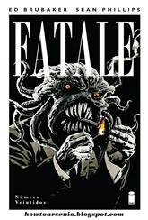 Actualización 23/06/2016: Fatale #22, un buen número donde nos cuentan un poco más sobre el obispo negro, traducido por Andrés Accorsi y maquetado por Arsenio Lupín.