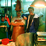 Food sanitation's on a different scale in China