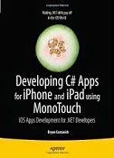 Developing C# Apps for iPhone and iPad using MonoTouch