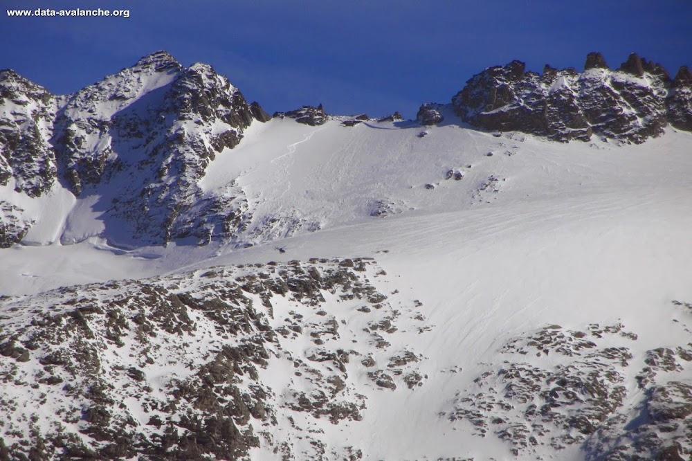 Avalanche Vanoise, secteur Pointe du Génépy, Passage de Rosoire - Photo 1
