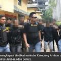 Gerebek Kampung Ambon, 555 Personel Kepolisian Dikerahkan