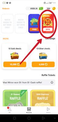 الربح من الانترنت | كيفيه ربح 25دولار يوميا من تطبيق clipclaps