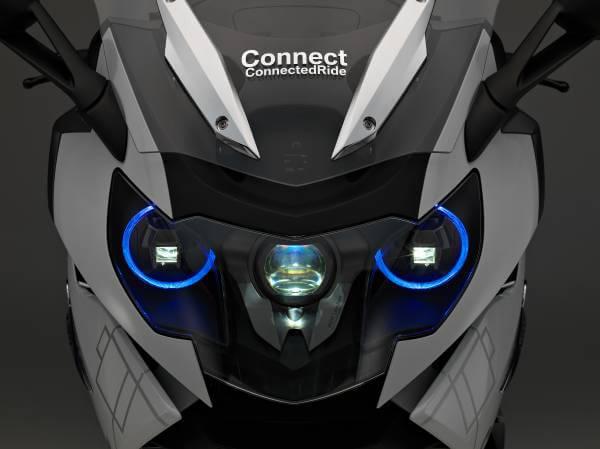 ★BMW CESにてK1600GTL conceptを発表