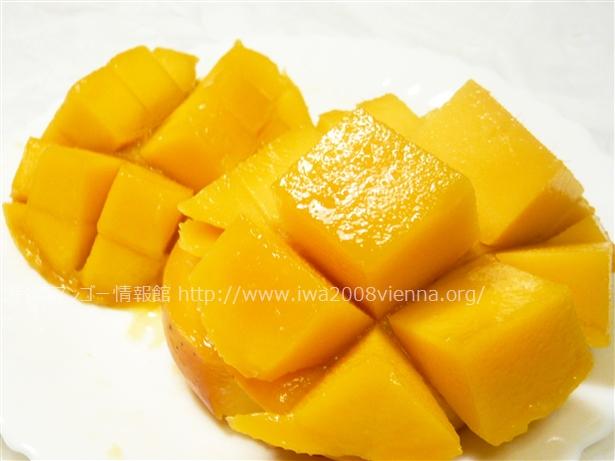 タイワンアップルマンゴー