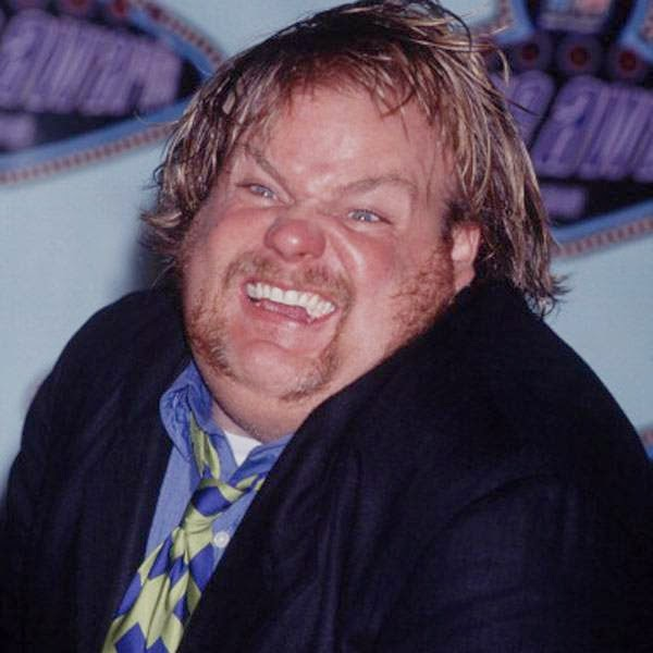 Chris Farley died of a drug overdose in 1997. His last two films, Almost Heroes and Dirty Work were released the following year.