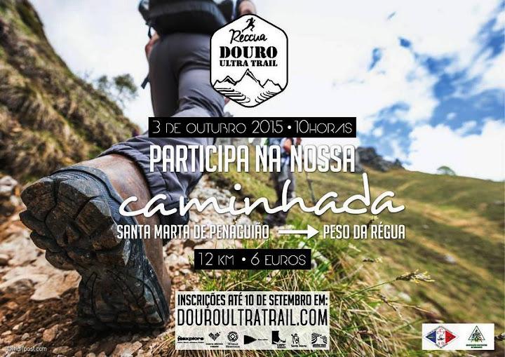 2ª edição do Réccua Douro Ultra-Trail, uma oportunidade para conhecer o Douro passo a passo