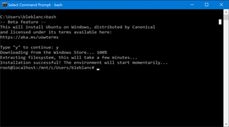 windows10-bash-shell