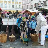 Mikuláš na náměstí