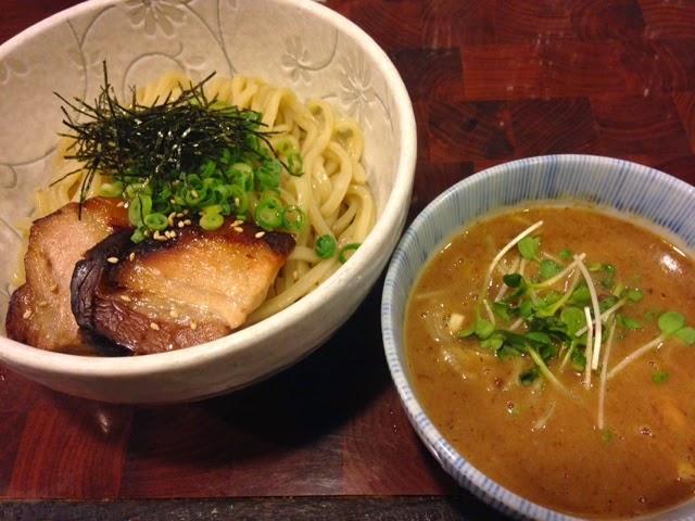 麺や庄の つけ麺