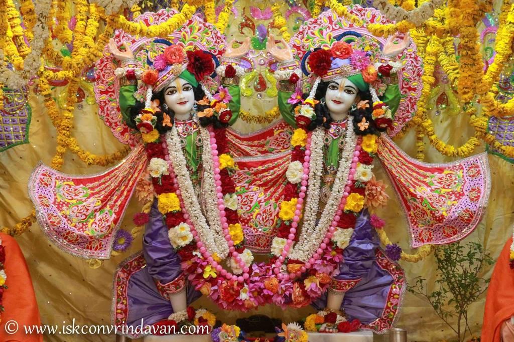 ISKCON Vrindavan Sringar Deity Darshan 29 Feb 2016 (7)