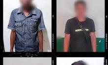 Curi Buah Sawit, 4 Orang Diciduk Polisi