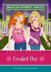 Freaked Out By Annie Bryant