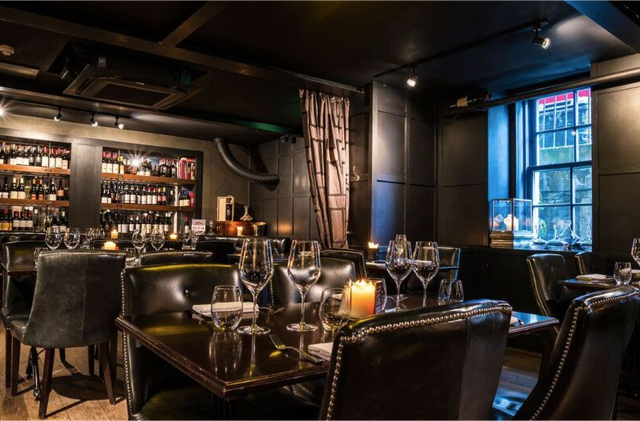 divino expects to dominate the higher end italian restaurant scene in edinburgh - Gerrys Italian Kitchen