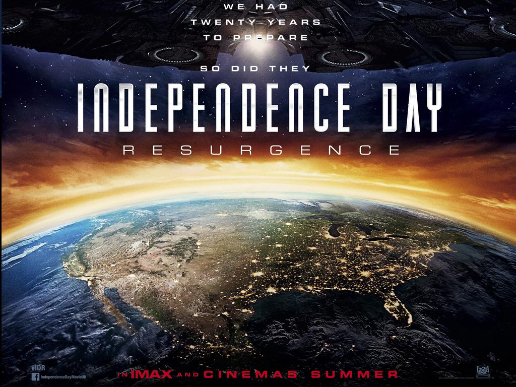Ημέρα Ανεξαρτησίας: Νέα Απειλή (Independence Day: Resurgence) Wallpaper