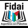 Fidai Argentinos con Palestina