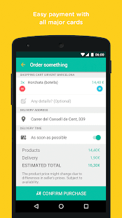 Glovo: delivery from any store- screenshot thumbnail
