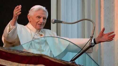 Benedict Xvi Tenure As Pope Ends